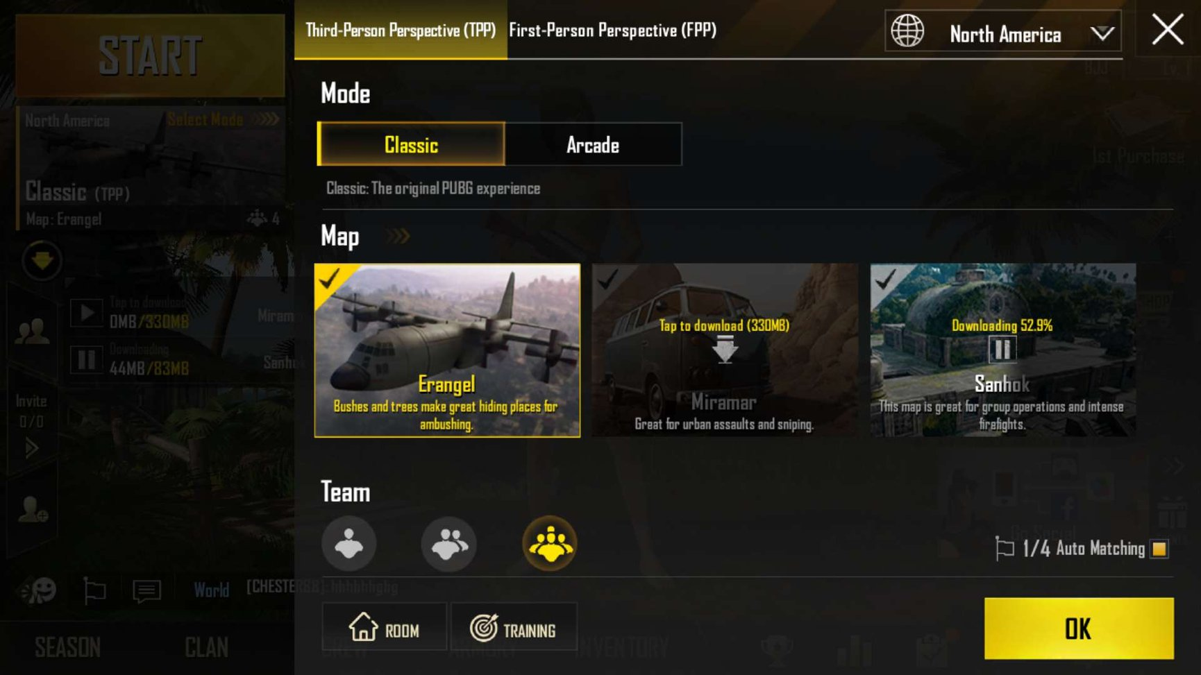 Pubg Mobile New Sanhok Map Global Update Version 0 8 0: PUBG Mobile Patch 0.8.0 9/12/18