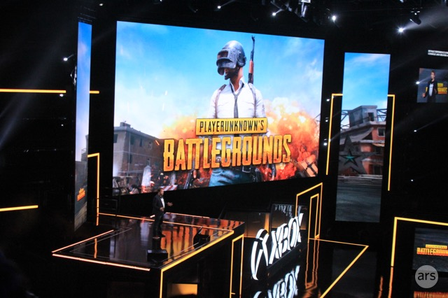 Wallpaper Playerunknown S Battlegrounds E3 2017: PUBG Becomes Xbox One Console Exclusive For 2017
